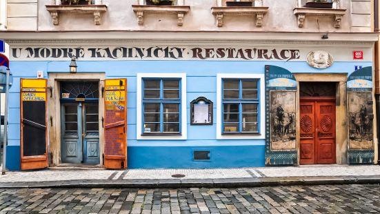Restaurant U Modre Kachnicky