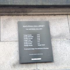 The National Gallery User Photo
