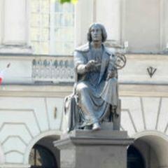 Monument to Nicolaus Copernicus User Photo