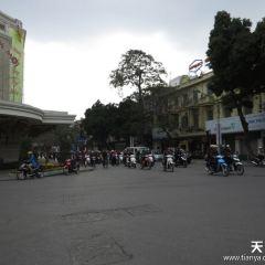 하노이 오페라하우스 여행 사진