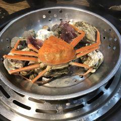 海蒸鮮蒸汽海鮮·銅盤烤肉用戶圖片
