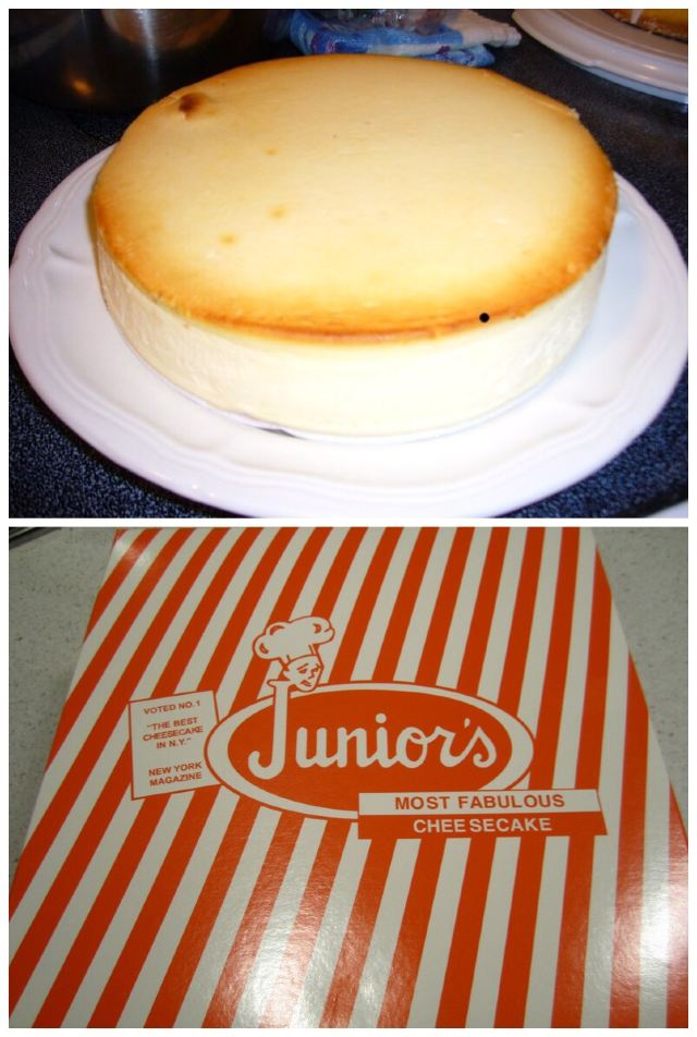 Junior's Restaurant (45th Street NYC)