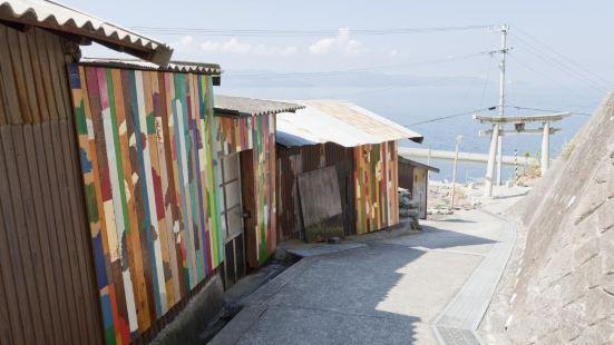 男木島路地壁畫項目