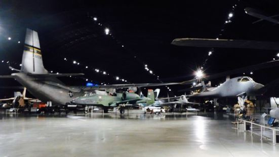 Valkyrie Café, Museum of the U.S. Air Force