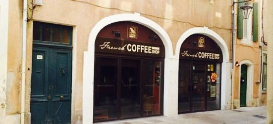 French Coffee Shop