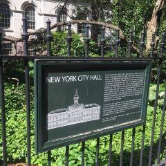 New York City Hall User Photo