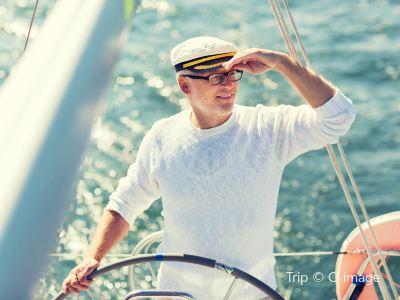 星海廣場帆船駕駛體驗