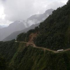 North Yungas Road User Photo