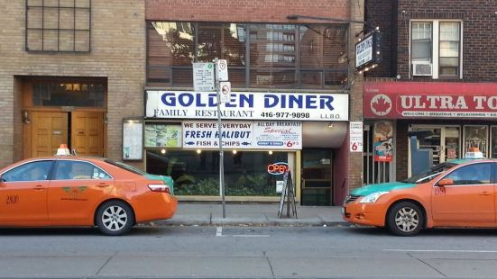 Golden Diner Family Restaurant