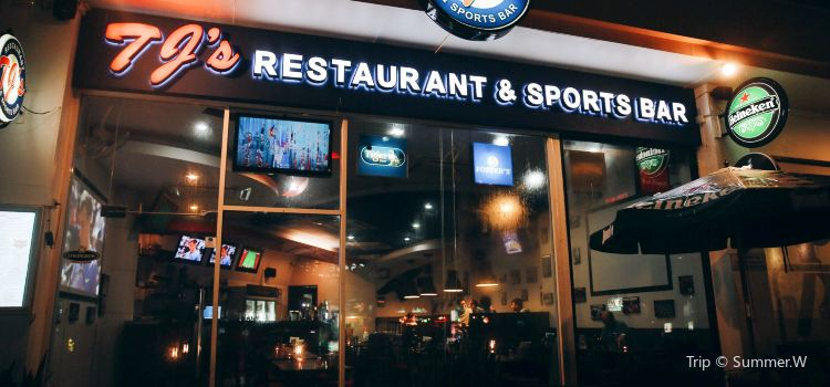 TJs Restaurant & Sports Bar2