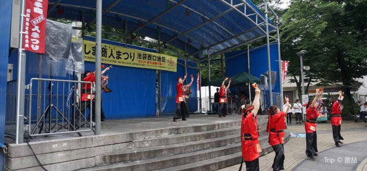 Ikebukuro West Entrance Park1