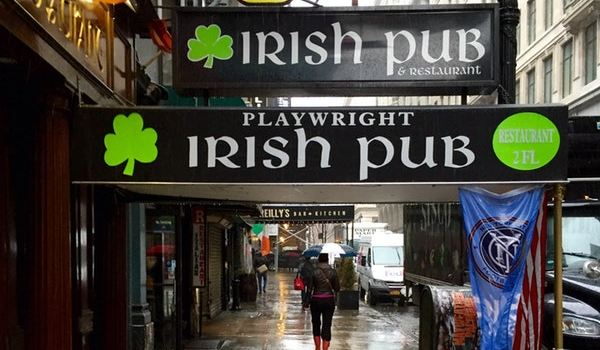 Playwright Irish Pub2