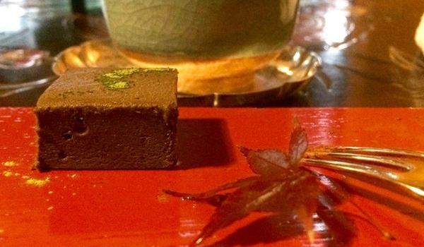 Kyoto Nama Chocolat有機茶館3