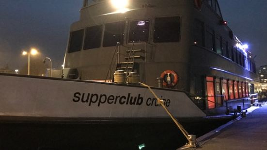 Supperclub Cruise Amsterdam
