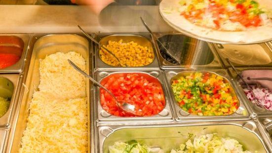 Machete Burrito