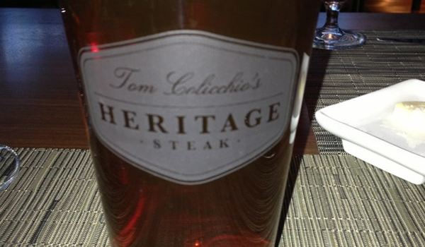 Tom Colicchio's Heritage Steak