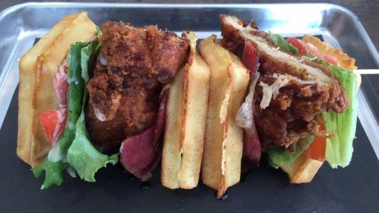 The Dirty Bird Chicken & Waffles