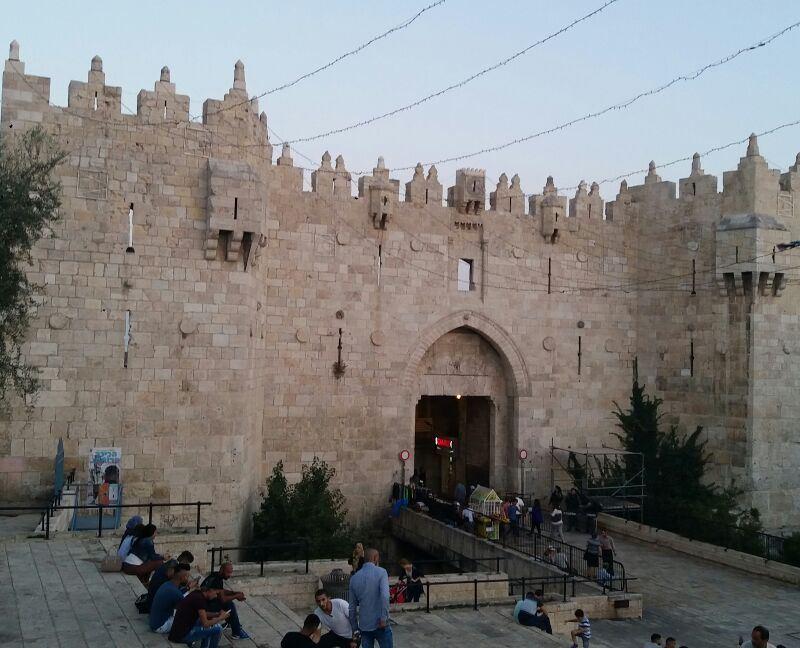 Damascus (Shechem) Gate | Tickets, Deals, Reviews, Family