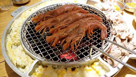 薑虎東白丁烤肉店(天一廣場店)
