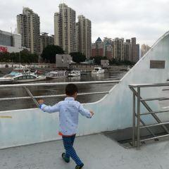 민장강 유람선 투어 여행 사진