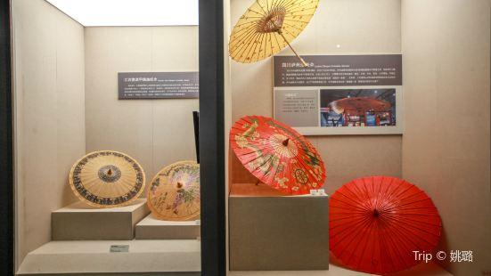 中國傘博物館-傳統傘具:油紙傘和油布傘