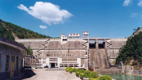 Baipenzhu Reservoir