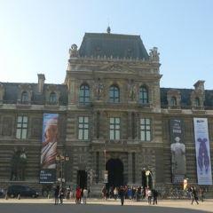 루브르 박물관 여행 사진