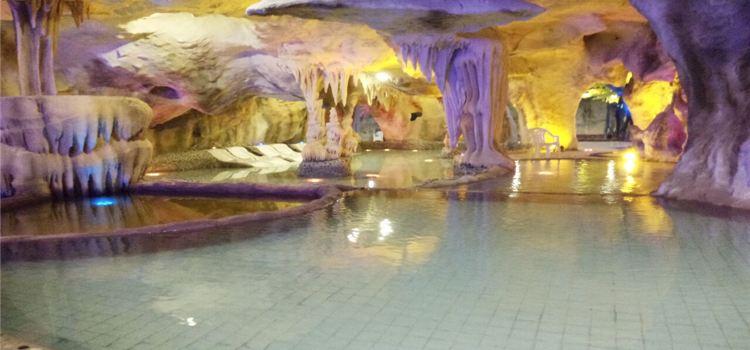 The Feidisi Hot Springs