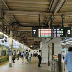 도쿄역 여행 사진