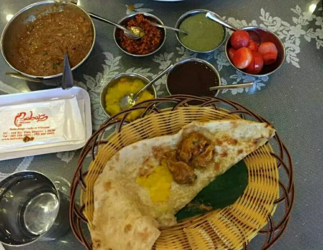 Baba's Kitchen