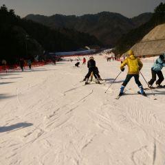 大明山萬松嶺滑雪場用戶圖片