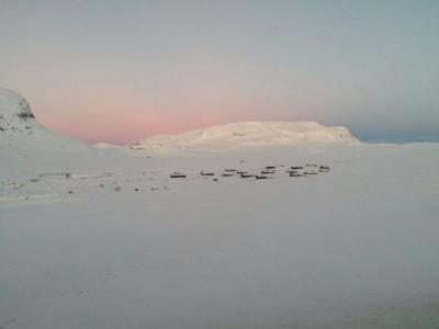 Eldrevatnet Lake