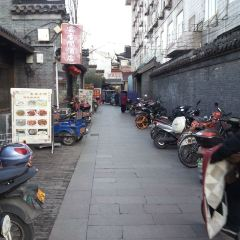 둥취안먼 역사 거리 여행 사진