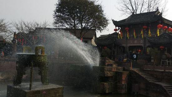 黃龍溪蝴蝶迎新主題園