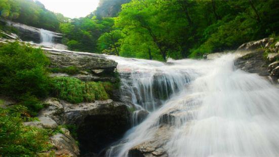 秦嶺大壩溝景區