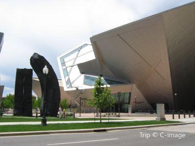 丹佛藝術博物館