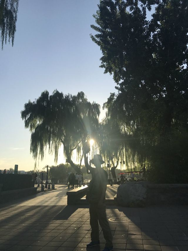 陪爸媽北上京津冀