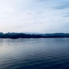 첸다오후 야간투어 여행 사진