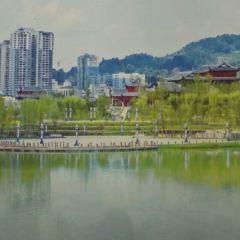 문봉원 여행 사진