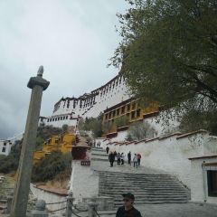 포탈라 궁 여행 사진