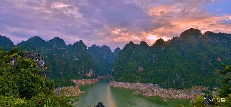 Wanfeng Lake1