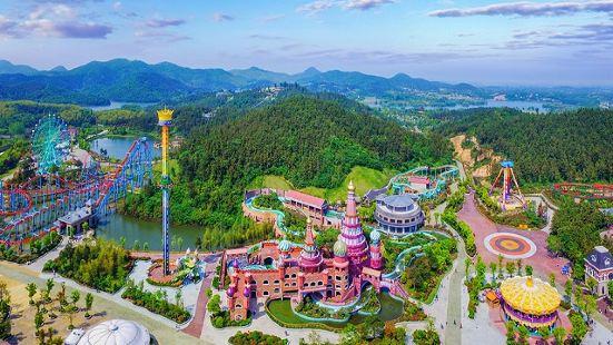 인싱후러위안(은행호낙원)