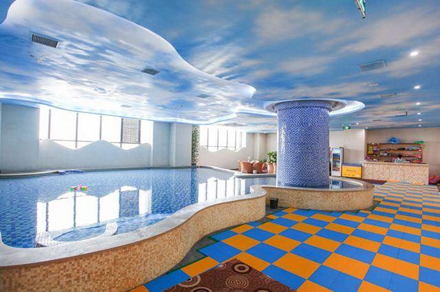 10000平米水療館59元1票進2人!溫泉、汗蒸、書吧、泳池樣樣俱全!