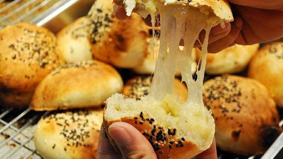 宏餅鋪起士薯餅