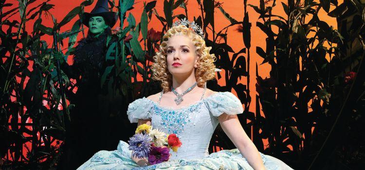 百老匯音樂劇《魔法壞女巫》1