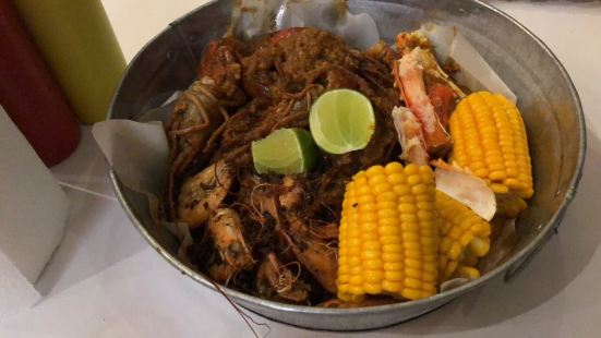 The Holy Crab Bali - Louisiana Seafood