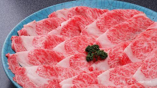 Ai He Niu · Charcoal Fire Roast Meat& Sukiyaki ( Yi Shi Dan Nanjing Road )