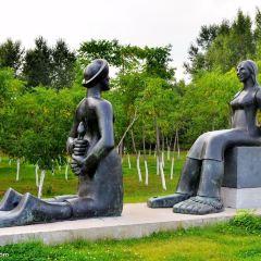 세계조각공원 여행 사진