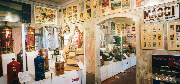 Obchodu Museum1