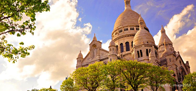 Basilica of the Sacred Heart of Paris3